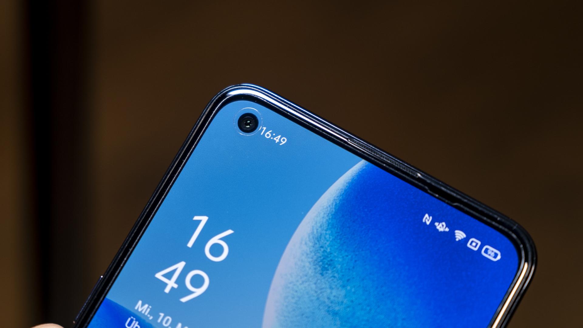 OPPO Find X3 Lite 5G Selfie Kamera
