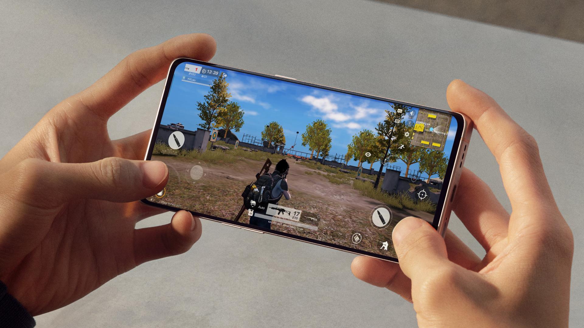 OPPO Find X3 Neo 5G Game