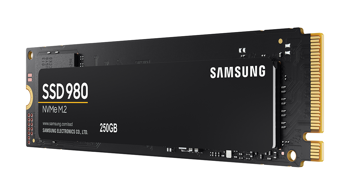 Samsung SSD 980: Startpreis liegt bei 50 Euro