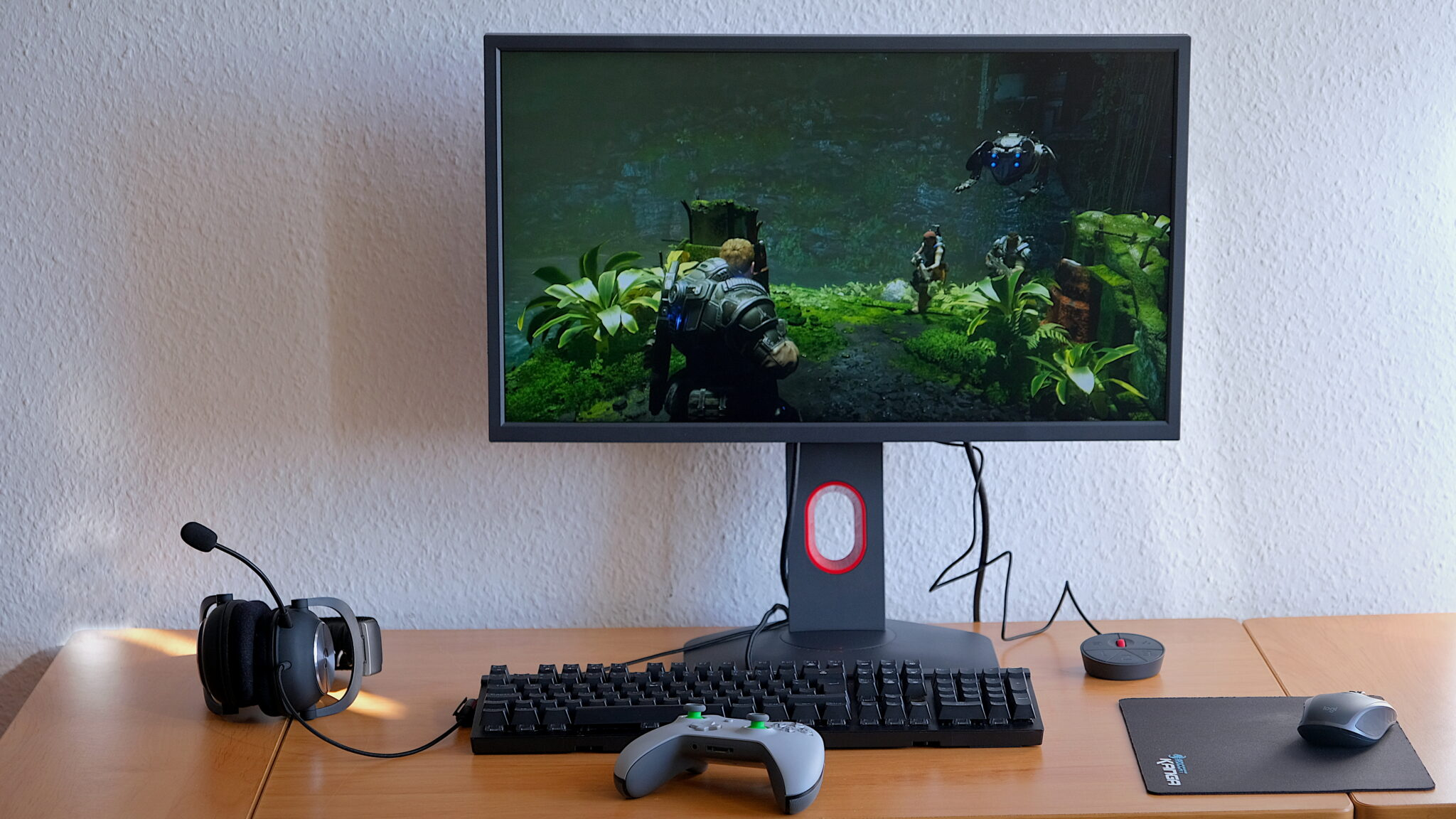 BenQ ZOWIE XL2546K im Test: Schneller Monitor für E-Sportler