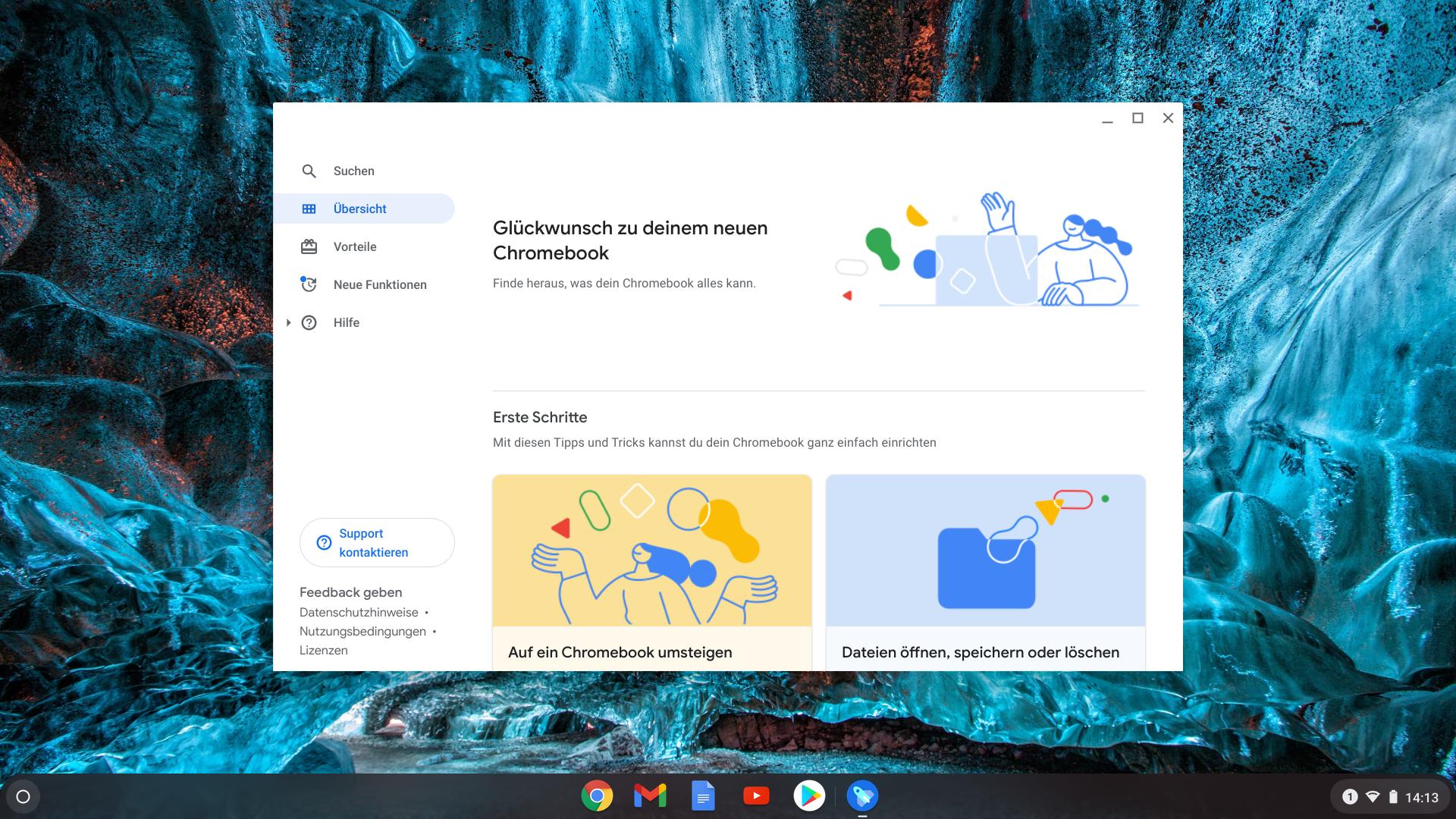 Chrome OS: Erste Schritte im Google-Betriebssystem