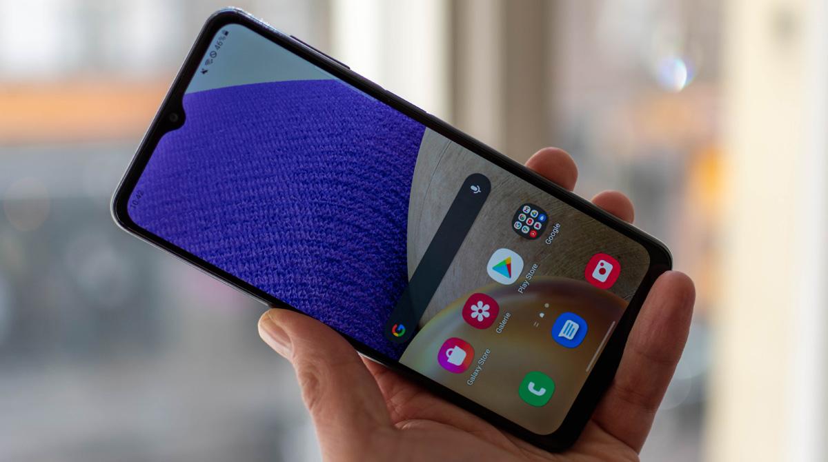 Samsung Galaxy A32 5G: Gutes Smartphone für wenig Geld