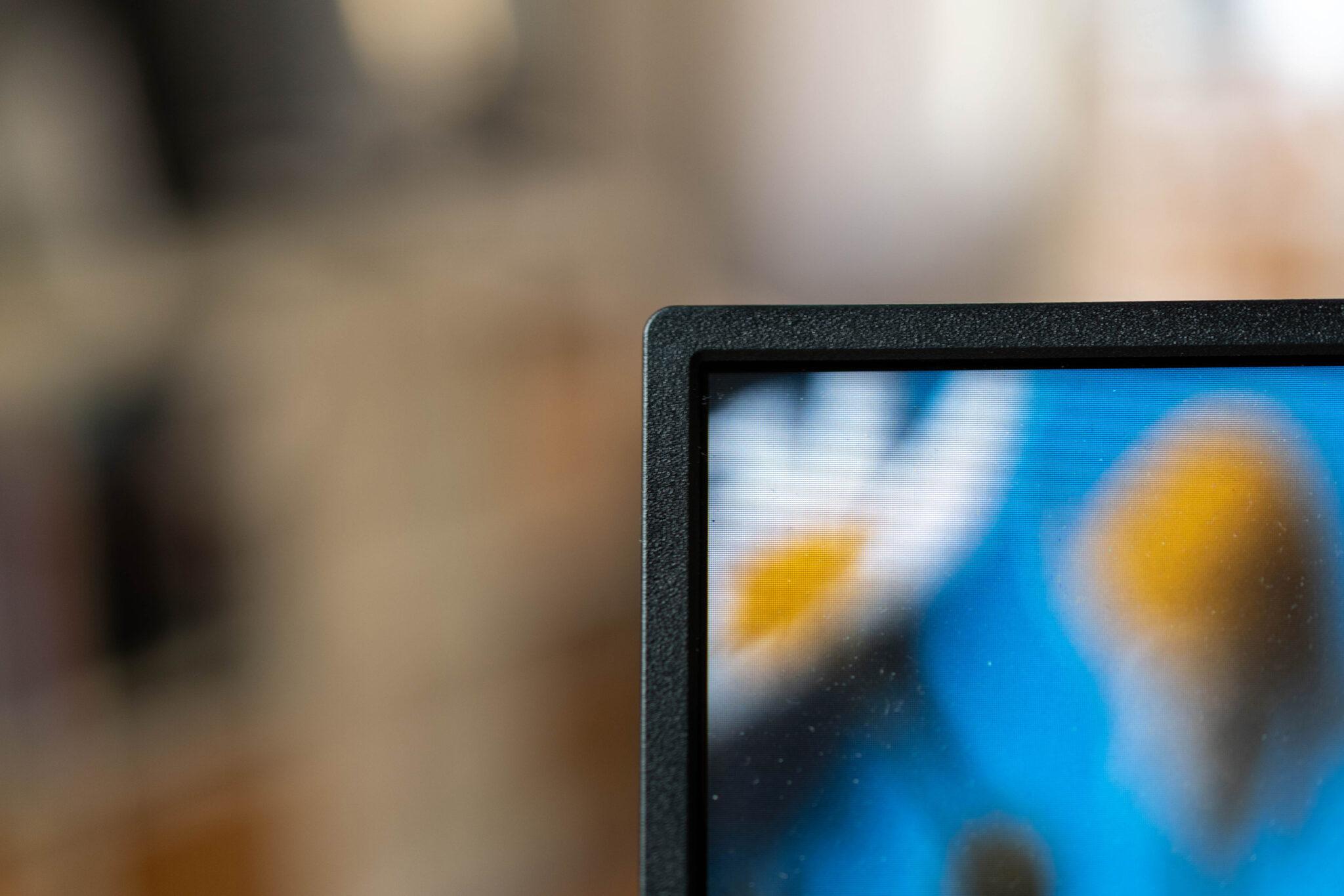 ViewSonic VG1655 Displayrahmen