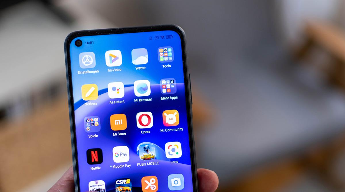 Xiaomi Redmi Note 9T 5G: No-Brainer für rund 200 Euro