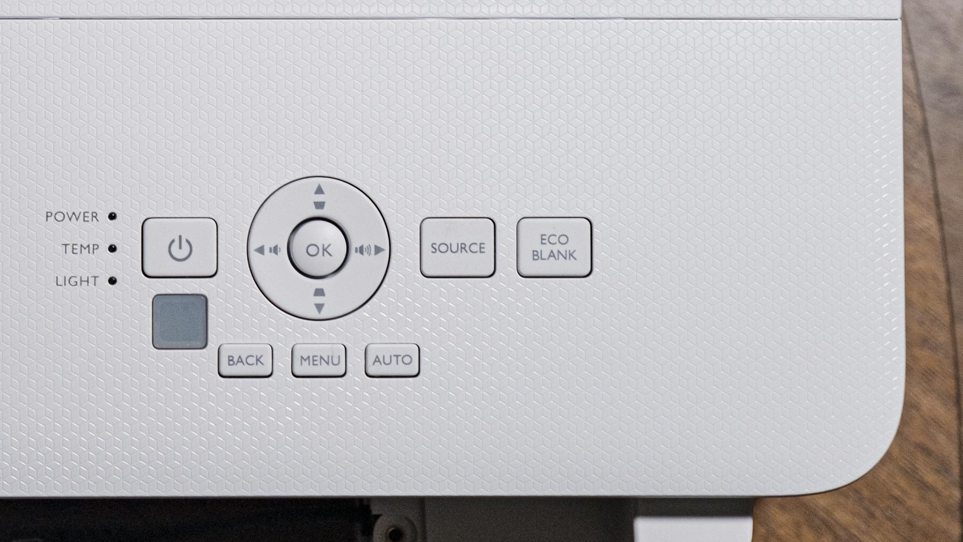 BenQ TH685i Gaming Beamer Einstellmöglichkeiten
