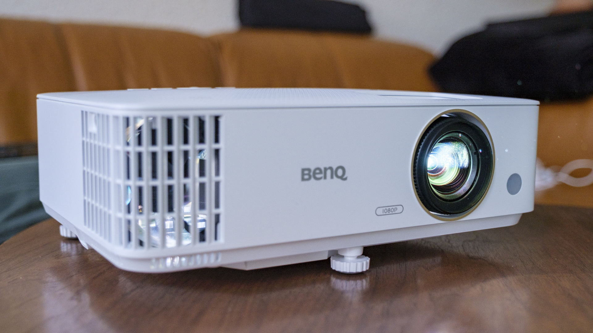 BenQ TH685i Gaming Beamer Frontal Seite
