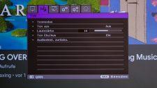 BenQ TH685i Gaming Beamer Menü 2