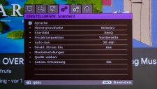 BenQ TH685i Gaming Beamer Menü 4