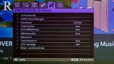 BenQ TH685i Gaming Beamer Menü 5