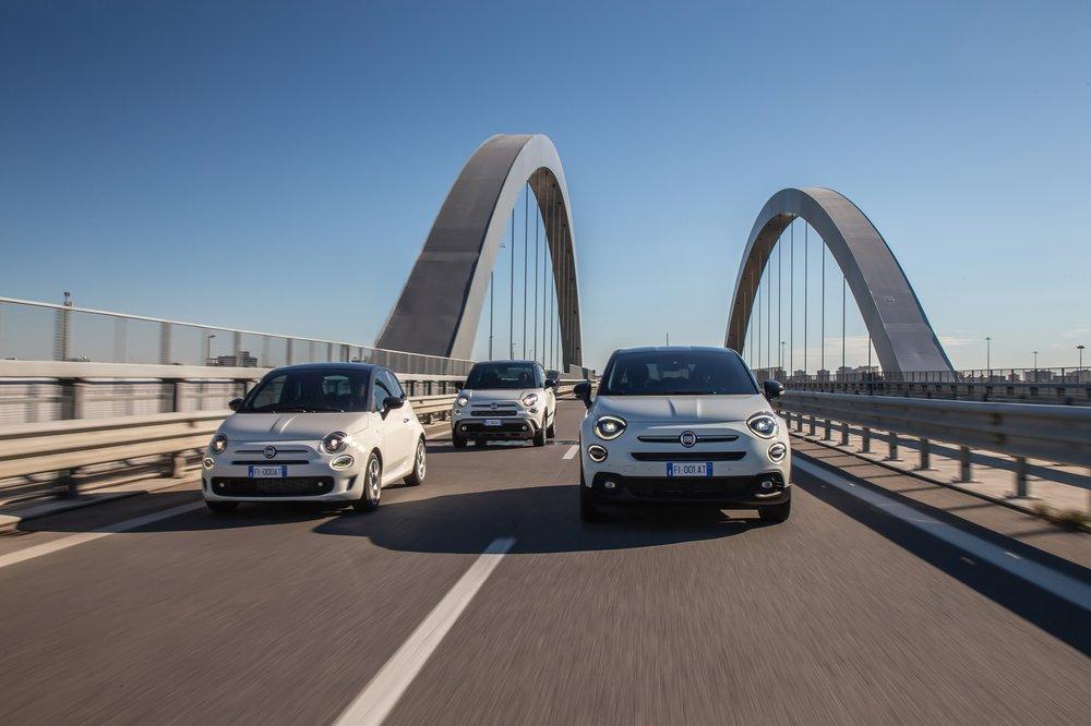 """Google & Fiat: Fiat 500 als """"Hey Google""""-Sonderedition"""