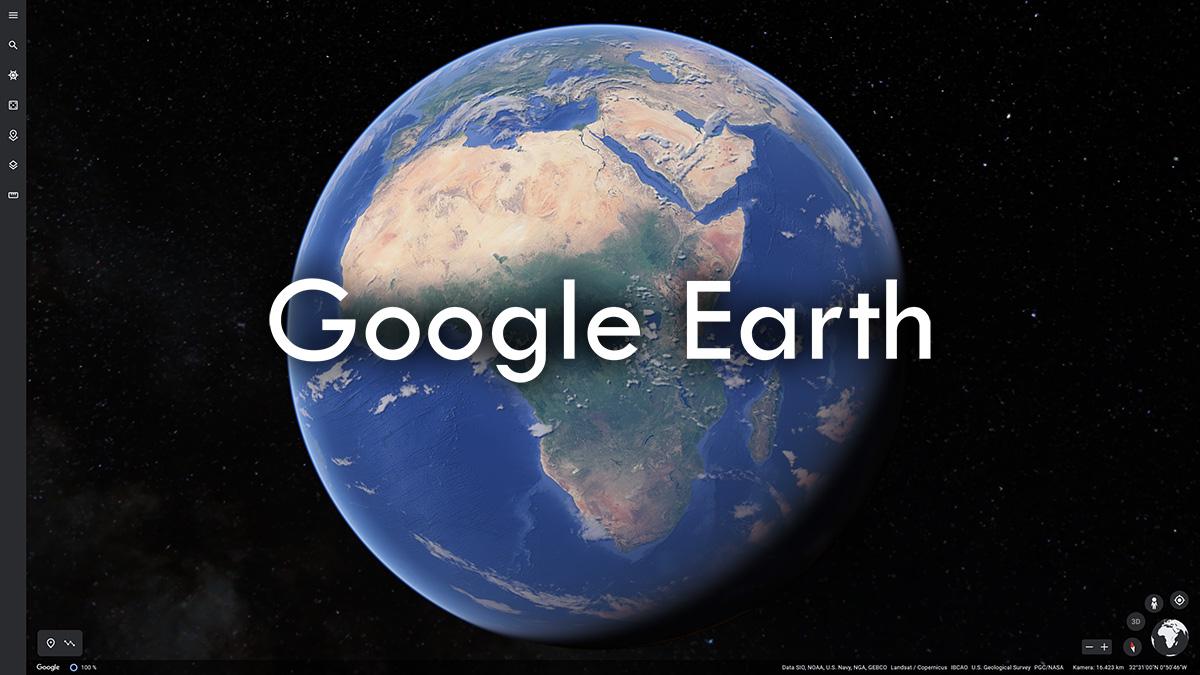 Google Earth Timelapse: Die Welt im Wandel