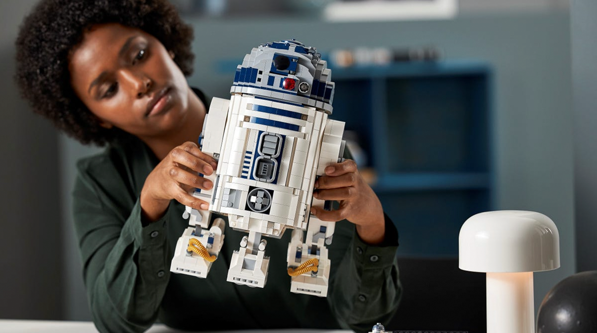LEGO bringt R2-D2 auf den Markt – ist aber nicht ganz günstig