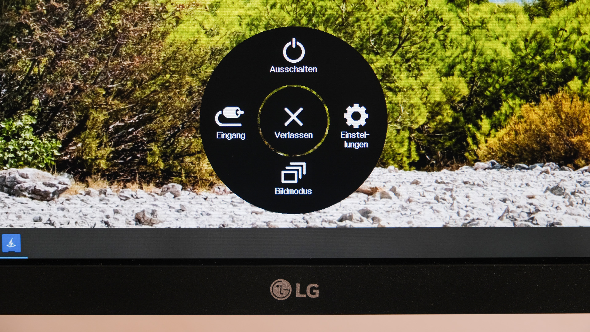 LG 32UN880-B Ergo Ultrafine Monitor Test Review Quickmenu OSD