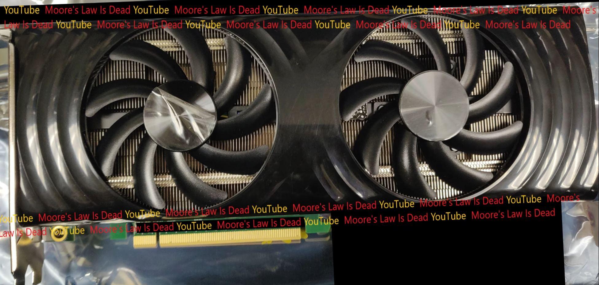 Moore's Law is Dead Intel Xe DG2 Leak 2