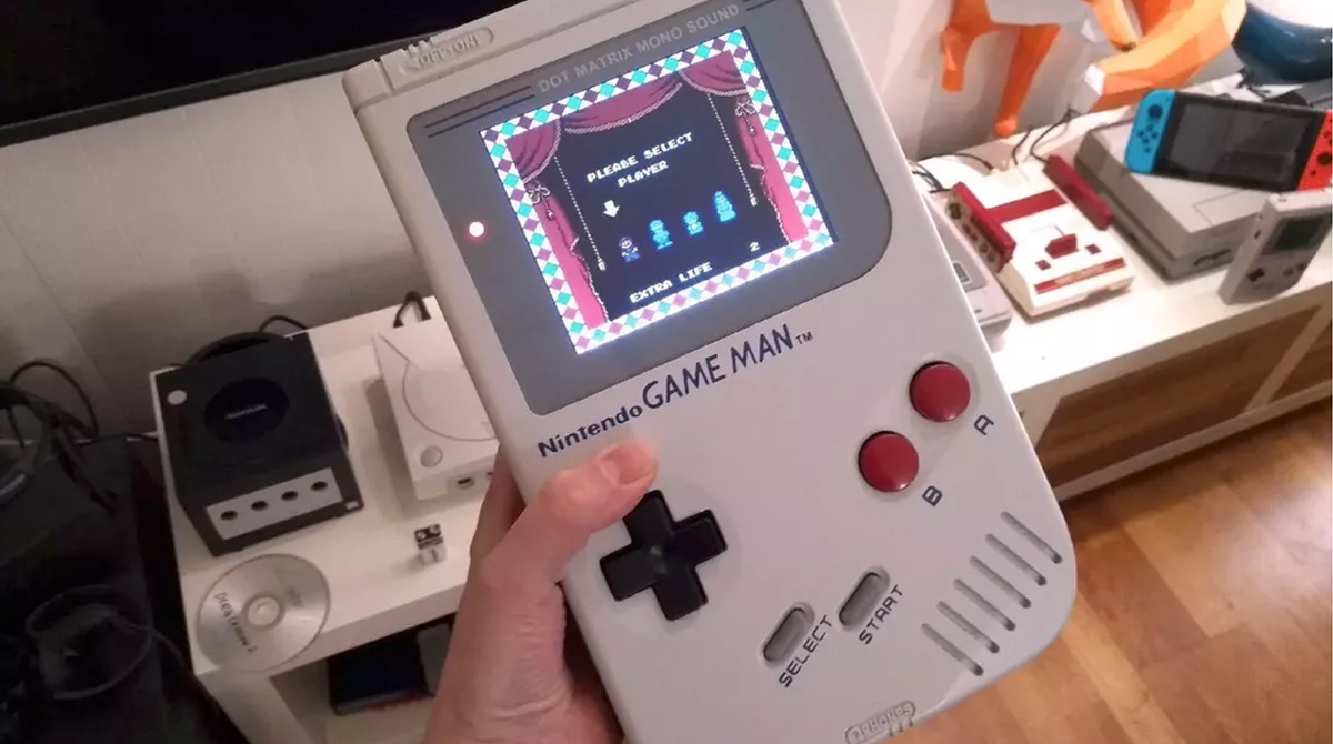 Game Boy: Bastler baut XXL-Version des Klassikers