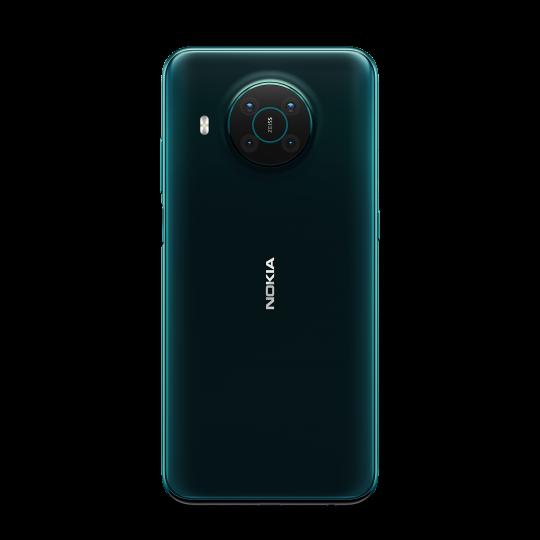 Nokia X10_Back