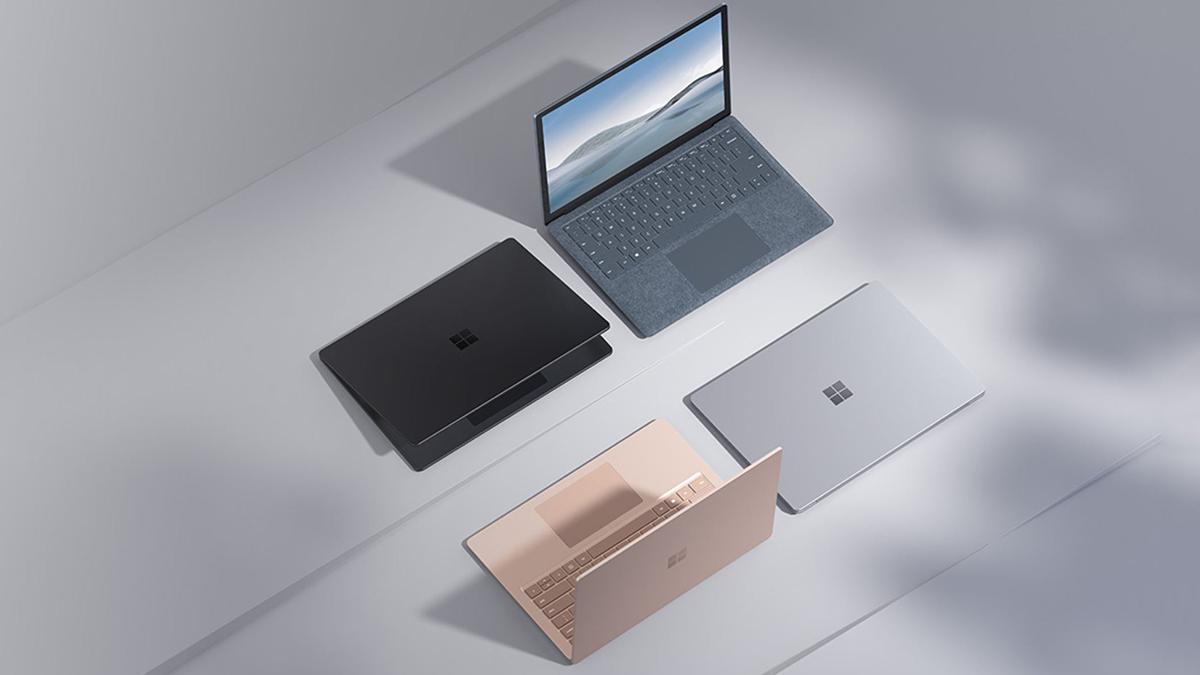 Microsoft Surface Laptop 4 vorgestellt und bestellbar