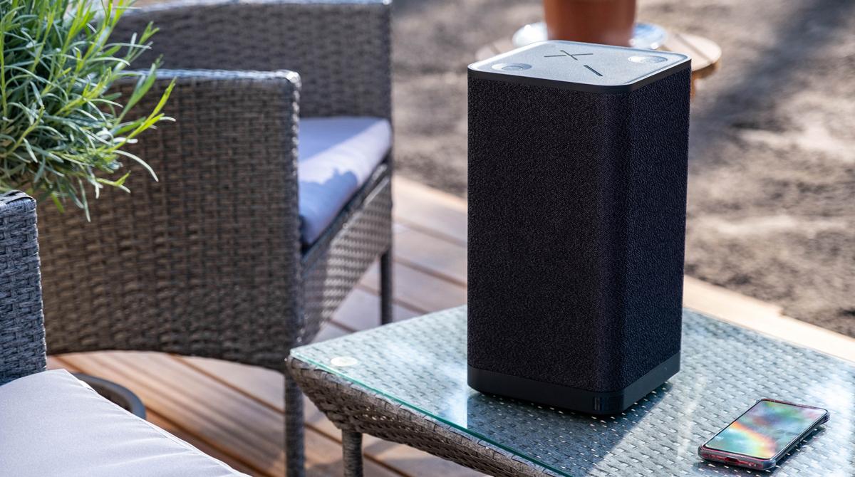 UE Hyperboom im Test: Bluetooth-Speaker mit Masse und Klasse