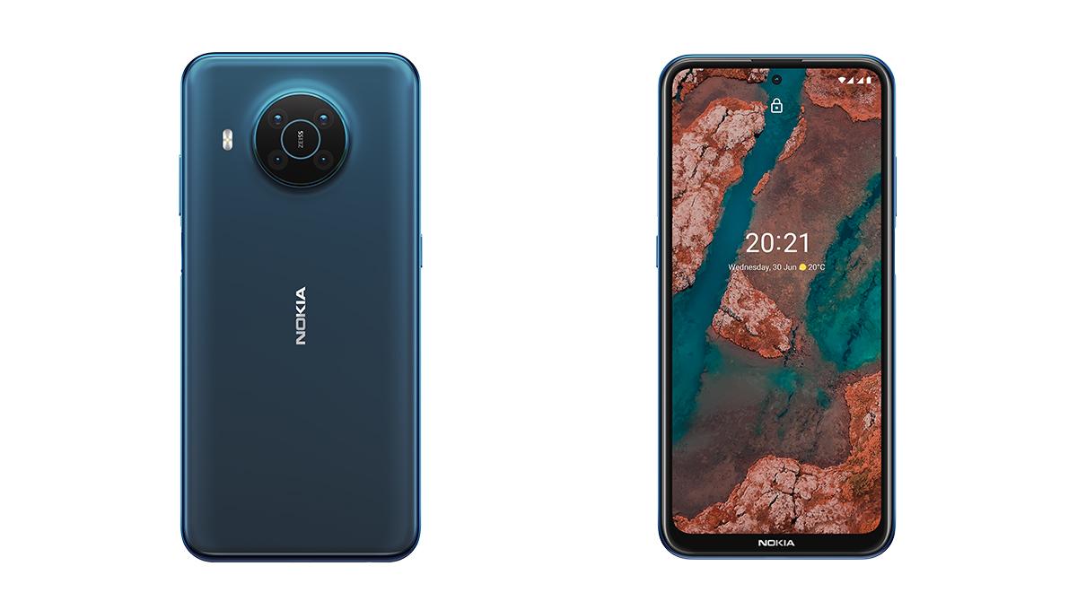Nokia stellt sechs neue Smartphones vor
