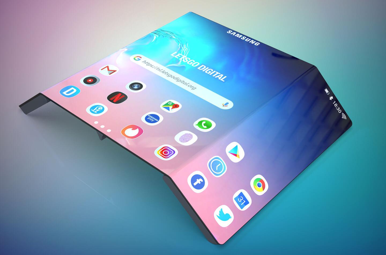 samsung-galaxy z fold magnetischer s pen Tri fold Foldable Smartphone Tablet Aufmacher