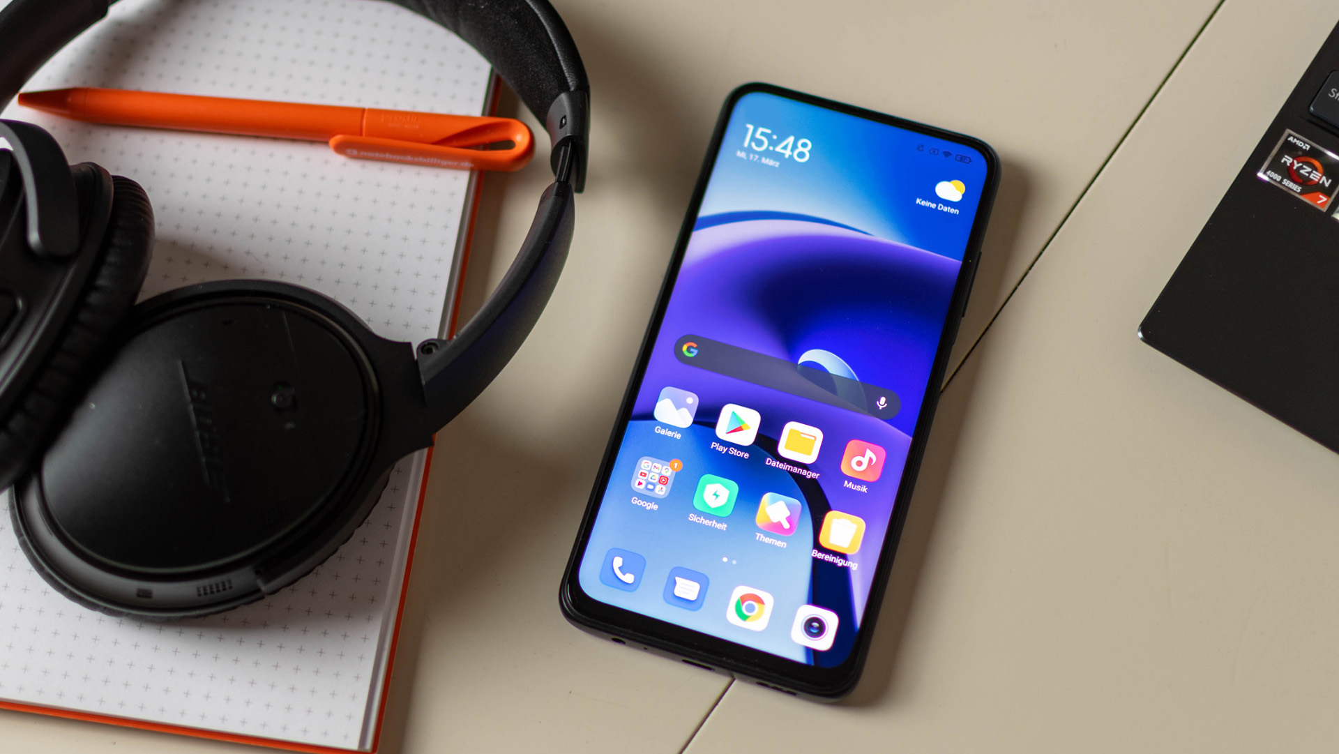 Xiaomi: Bye, bye Notch – Kamera verschwindet unter dem Display
