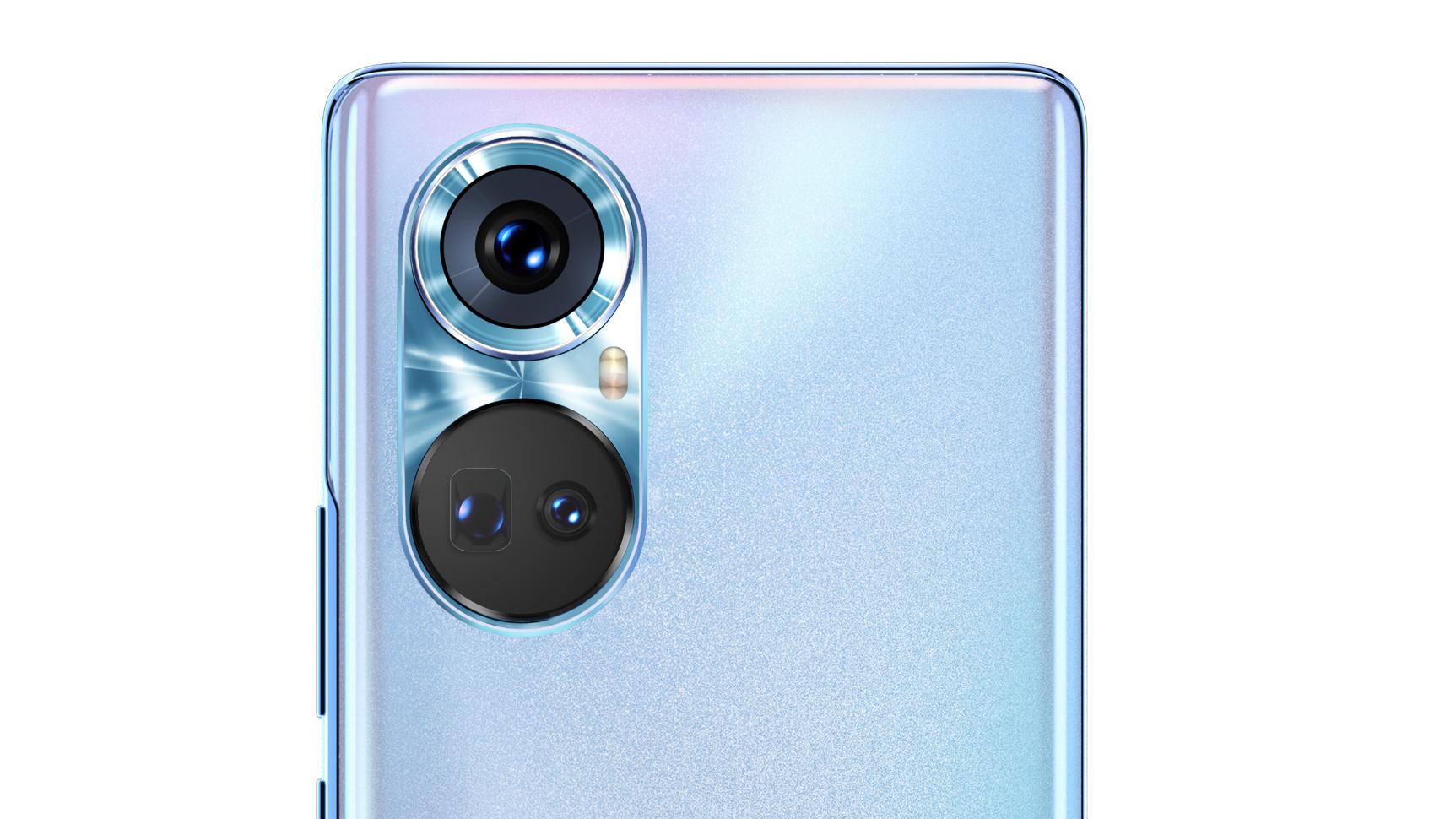 Honor 50 Series Snapdragon 778 Render via GizmoChina Aufmacher Weibo Kamera