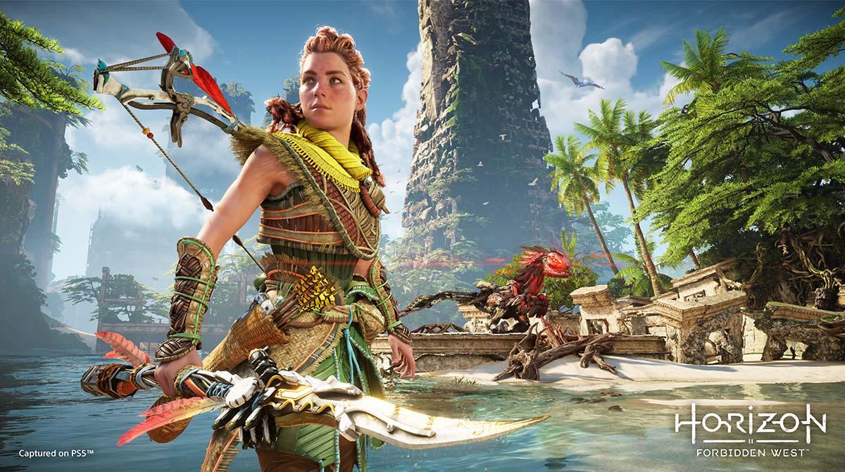 Horizon Forbidden West: 14 Minuten bildhübsches Gameplay