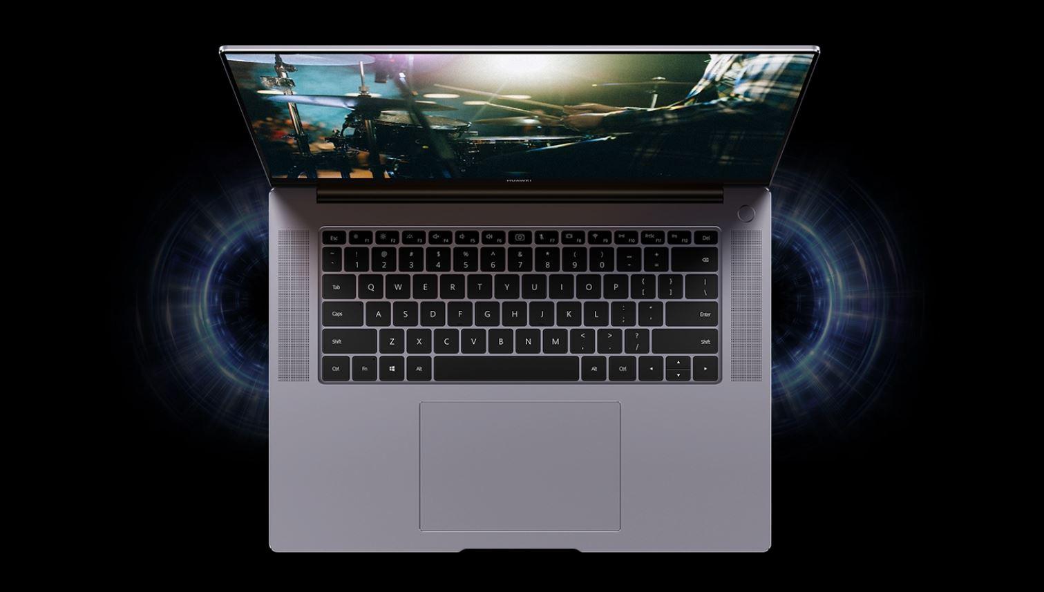 Huawei MateBook 16 Lautsprecher