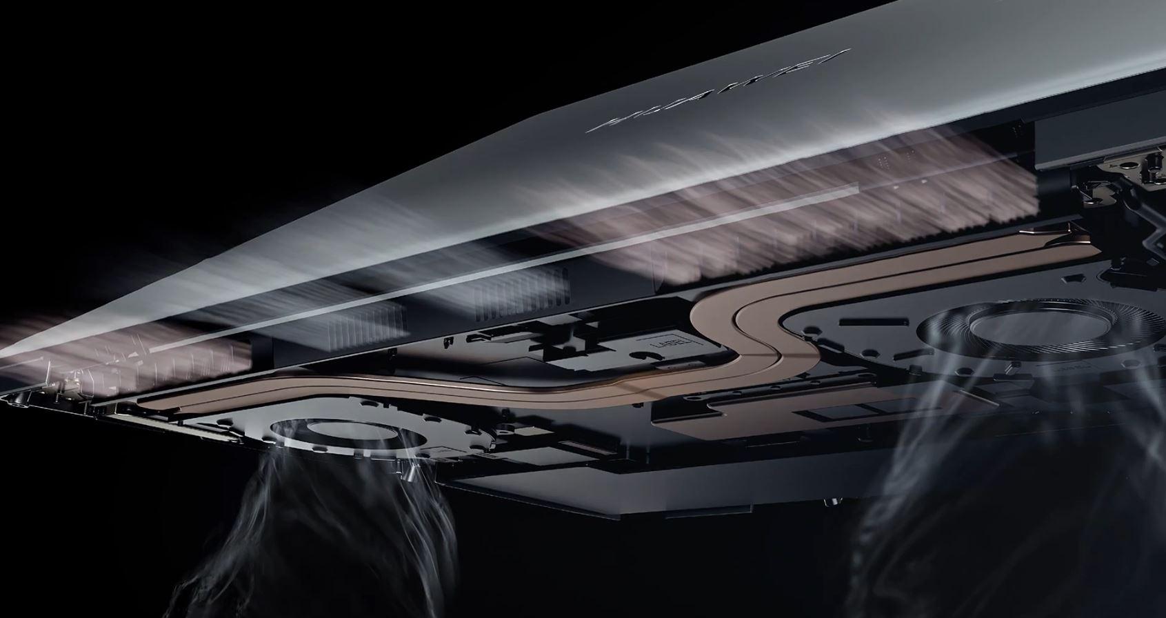 Huawei MateBook 16 Lüfter