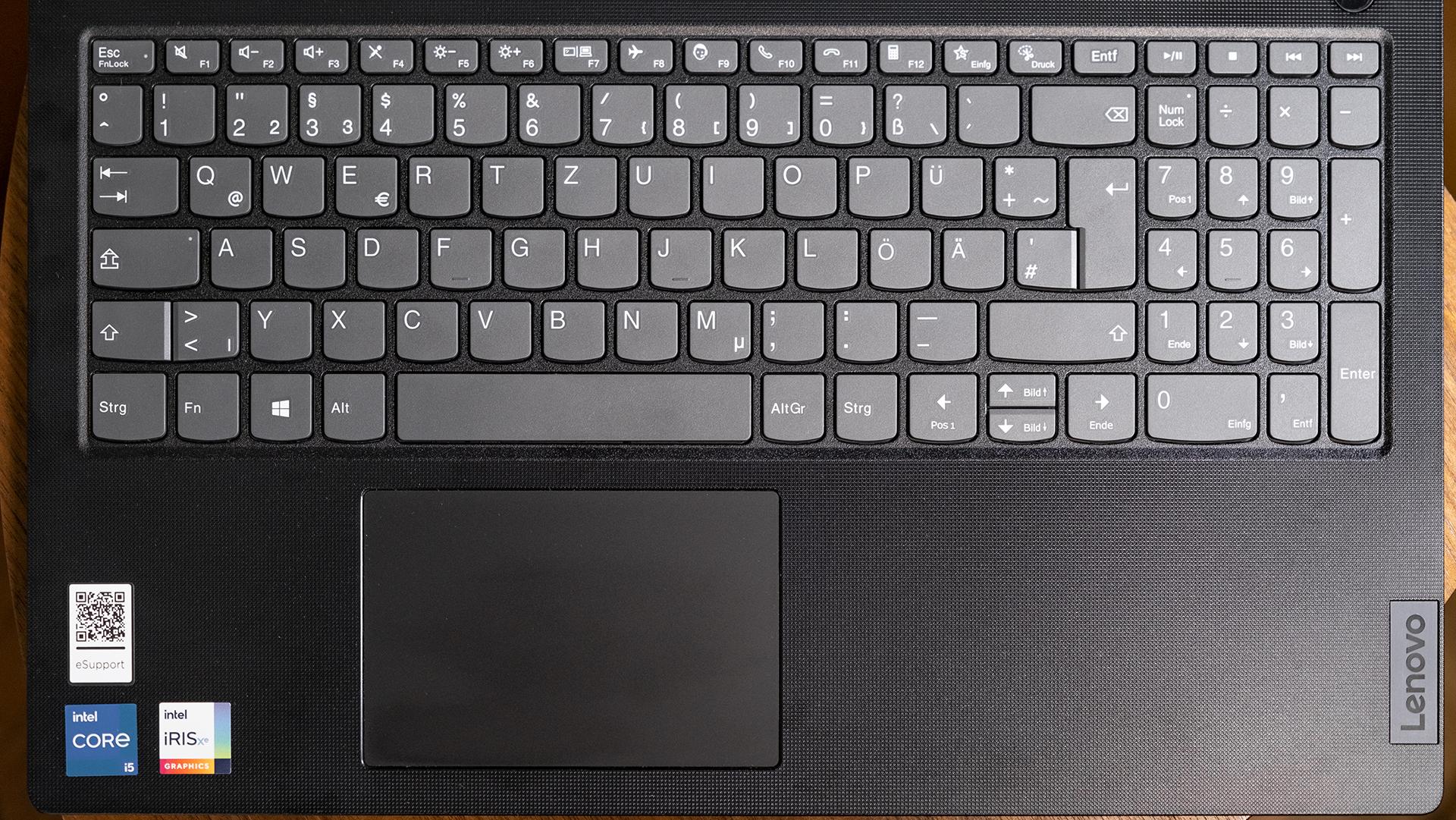 Lenovo V15 G2 Tastatur Totale