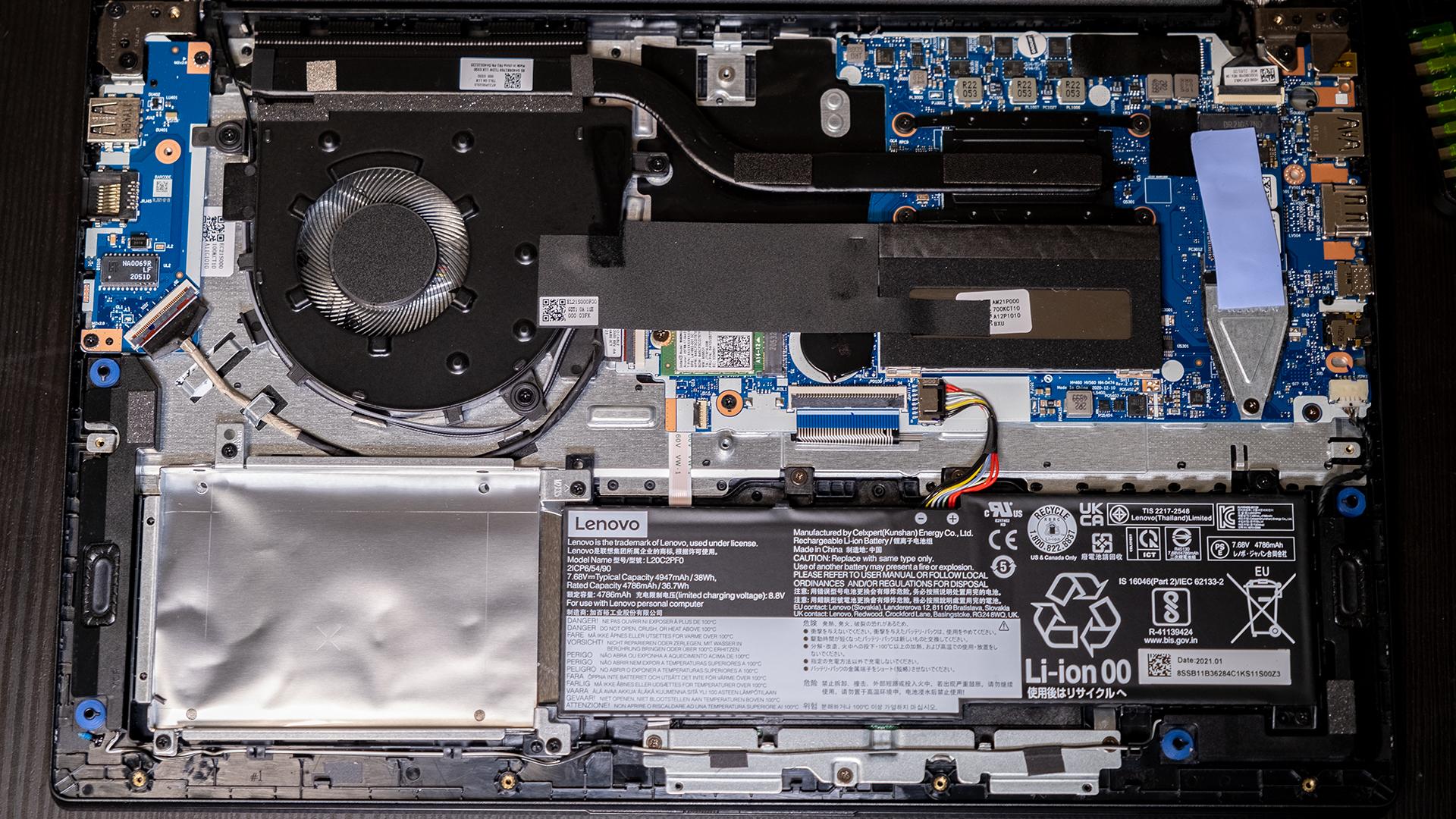 Lenovo V15 G2 Totale Upgrade