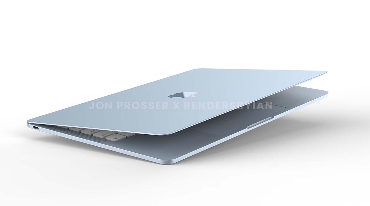 Farbe bekennen: MacBooks könnten bunt wie iMac werden