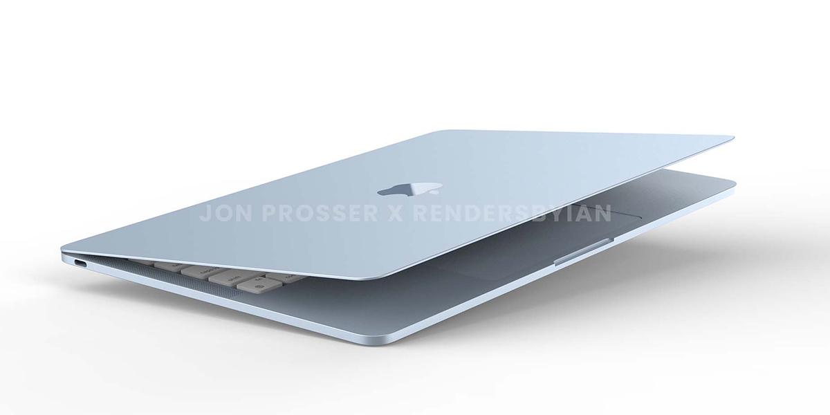 MacBook bunt Leak social