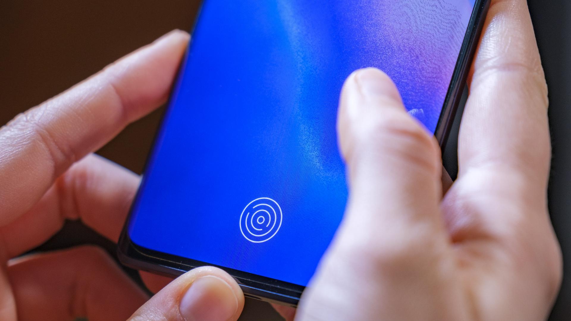 OPPO Find X3 Neo 5G Fingerprint Reader Leser