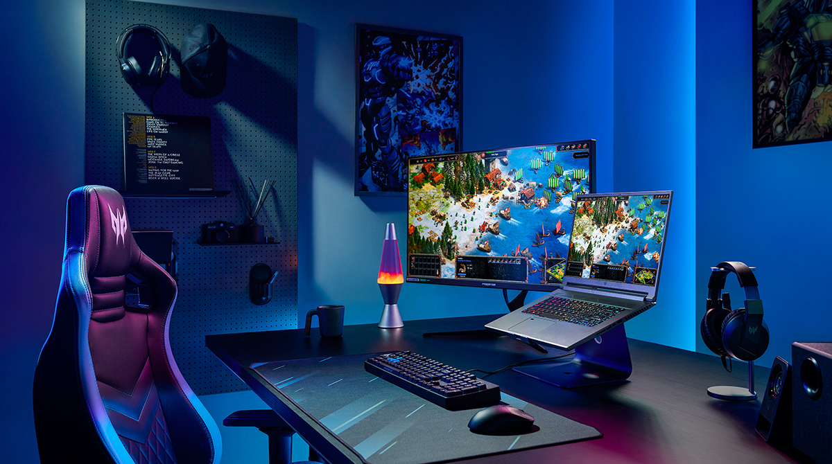 Acer Predator Triton 500 SE und Helios 500 – Ungleiche Gaming-Notebooks vorgestellt