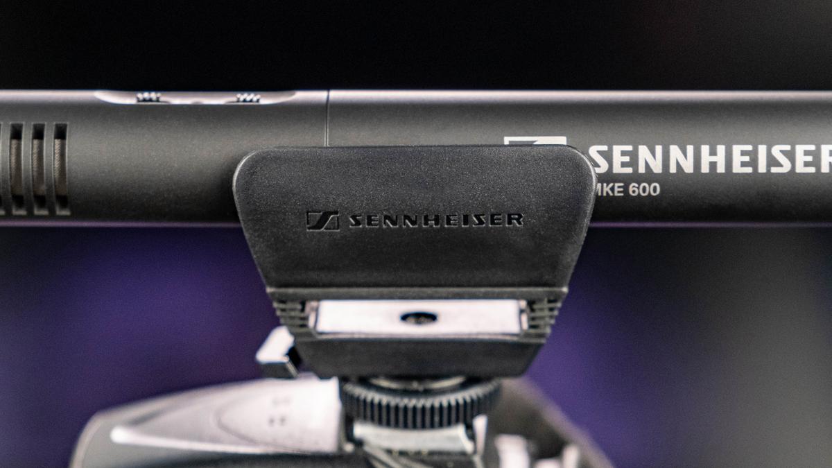 Sennheiser MKE 600 Review Aufnahme