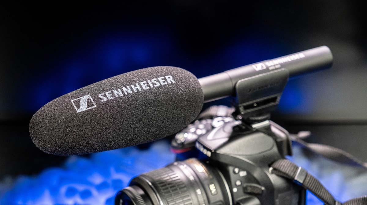 Sennheiser MKE 600 im Test: Sehr gutes Richtmikrofon für Enthusiasten