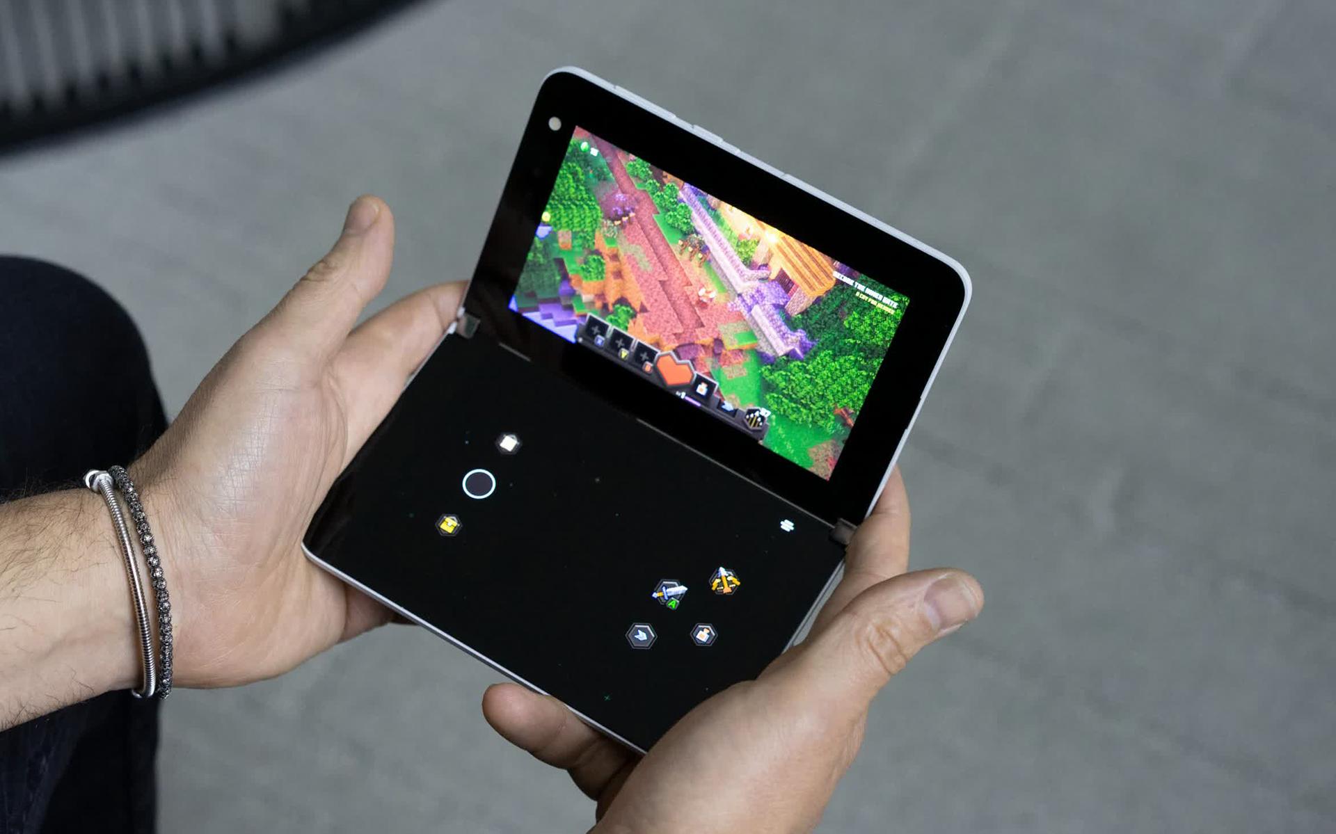 Microsoft verwandelt das Surface Duo in eine mobile Xbox