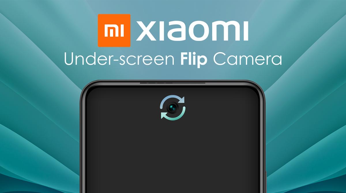Patent: Xiaomi Smartphone mit interner Flip-Kamera unter dem Display