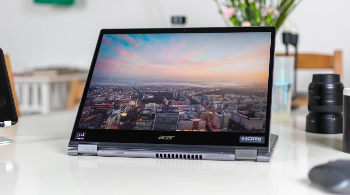 Acer Spin 5 im Test: Viel Leistung und ein hervorragendes Display