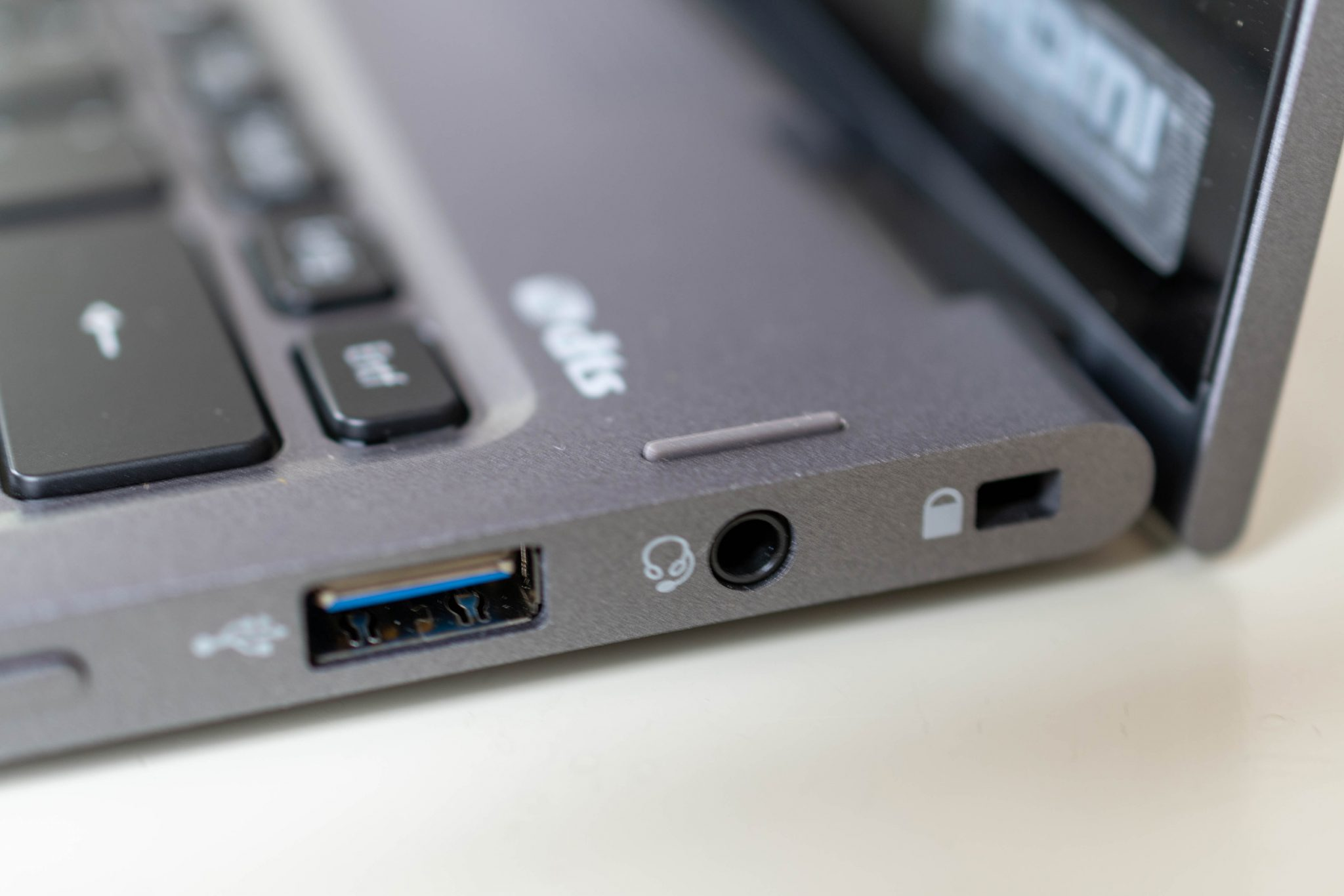 Acer Spin 5 ports