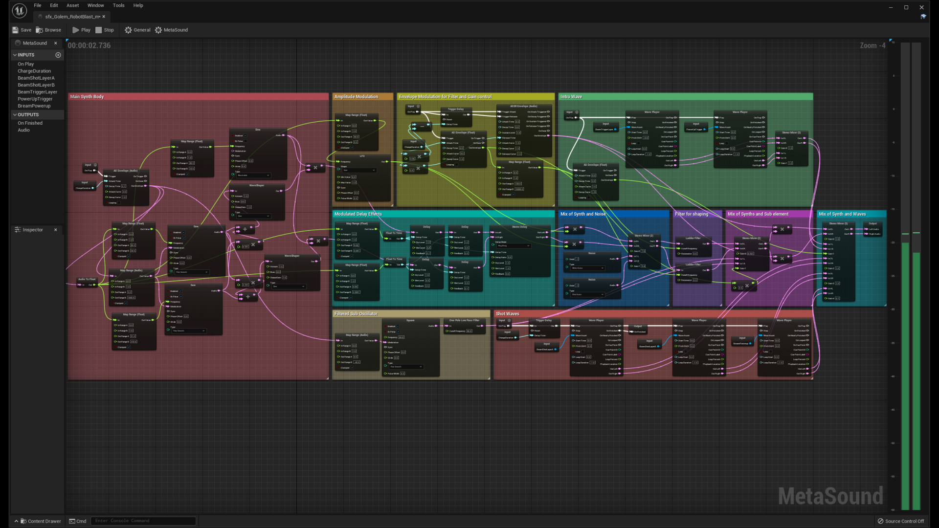body-metasounds- Unreal Engine 5 via Epic Games