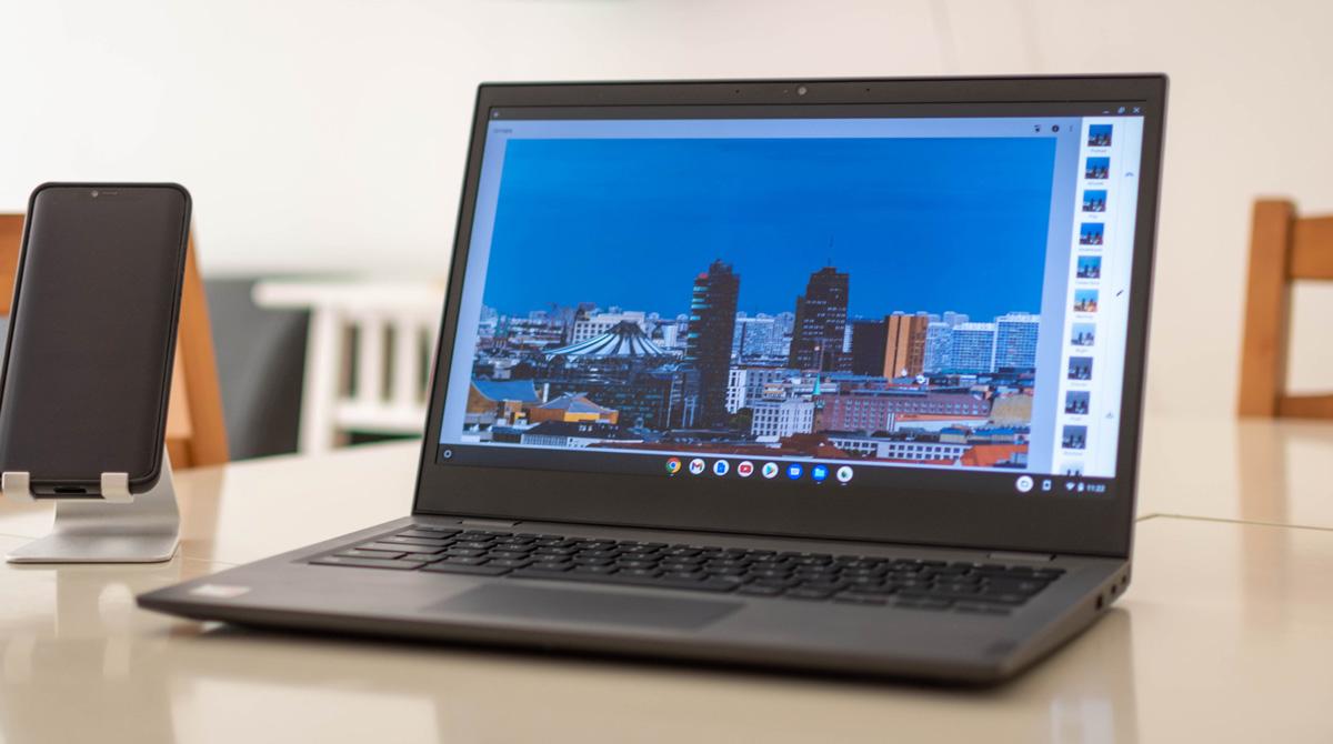 Günstiger Office-Laptop: Lenovo Chromebook S345 im Test