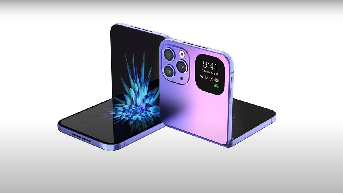 Apple könnte Foldable iPhone wohl 2023 herausbringen