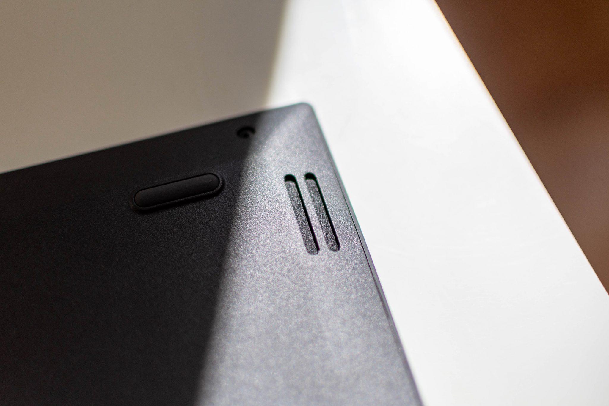Lenovo Chromebook sound