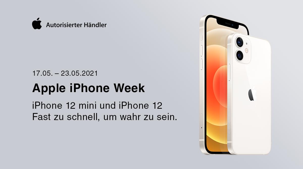 Apple iPhone Week bei NBB