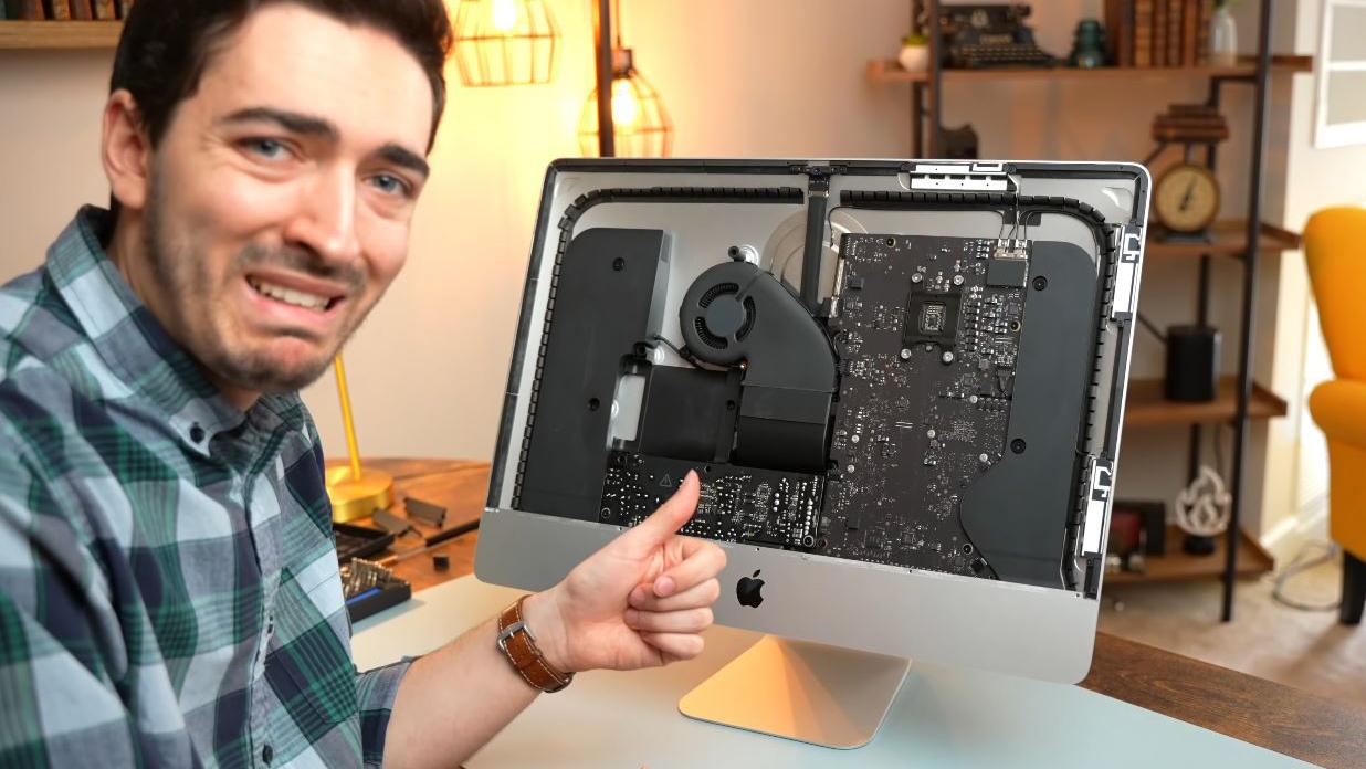 YouTuber baut Intel Core i9 in Apple iMac – und schlägt das M1-Modell