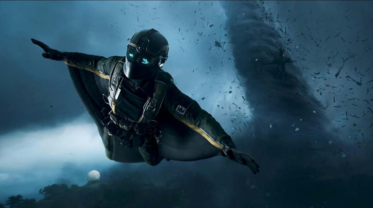 Battlefield 2042: Erster Trailer würdigt Mid-Flug Bazooka Kill