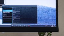 BenQ EX3501R Curved Gaming Monitor OSD Bildmenü
