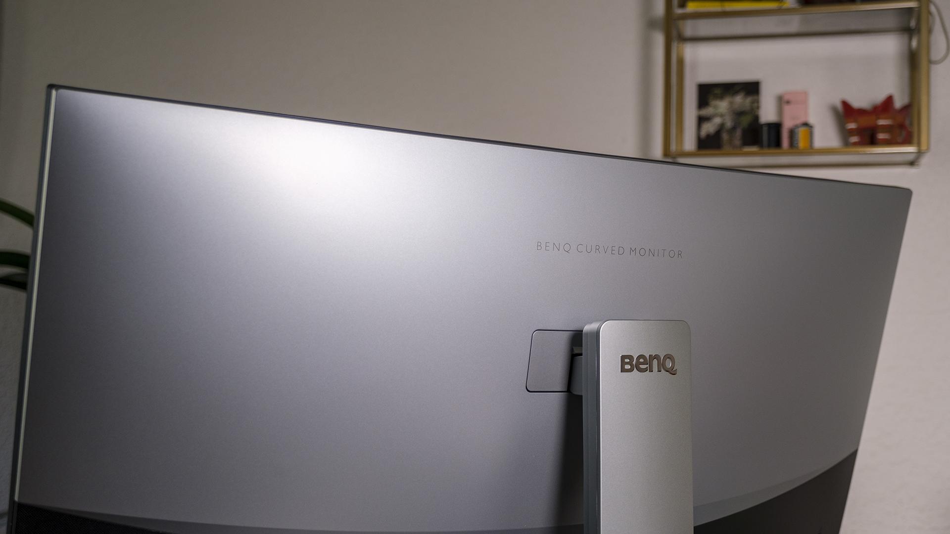 BenQ EX3501R Curved Gaming Monitor Rückseite oberer Teil